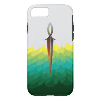 Jesus Fish Sword iPhone 7 Case