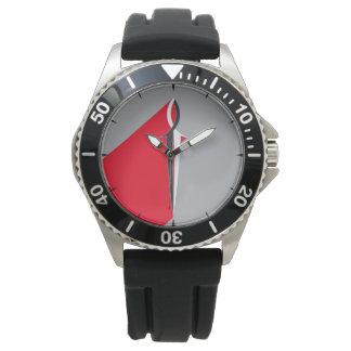 Jesus Fish Sword Wrist Watch