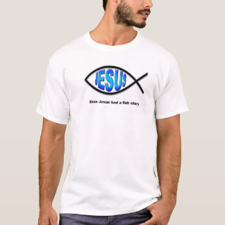 Jesus Fish T-Shirt