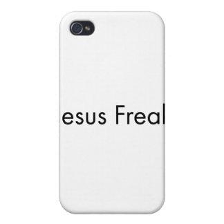 Jesus Freak iPhone 4 Covers