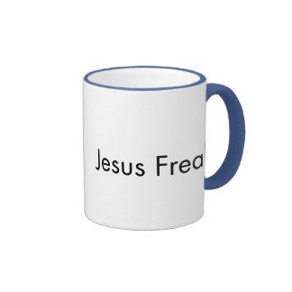 Jesus Freak Ringer Mug