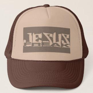 jesus freak trucker hat