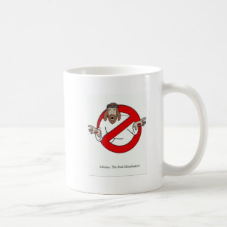 jesus ghostbusters coffee mug