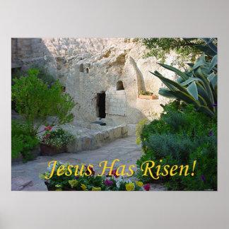 Jesus Has Risen! Poster