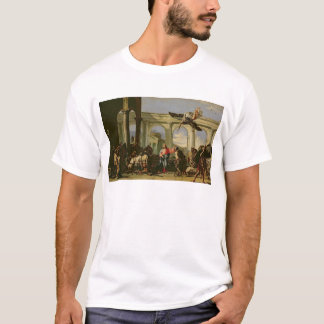 Jesus Healing the Paralytic at the Pool T-Shirt
