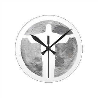jesus hour round clock
