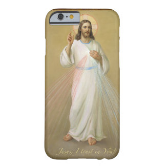 Jesus I Trust In You Barely There iPhone 6 Case