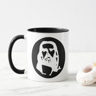 Jesus Illusion Coffee Mug