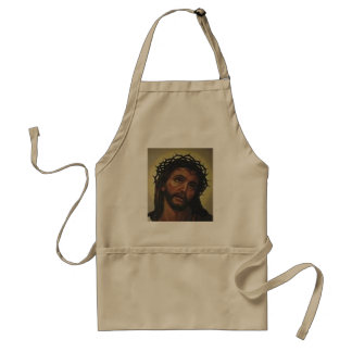 JESUS IMAGE COOKING APARREL STANDARD APRON