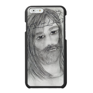 jesus in agony incipio watson™ iPhone 6 wallet case