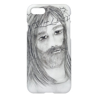 jesus in agony iPhone 7 case