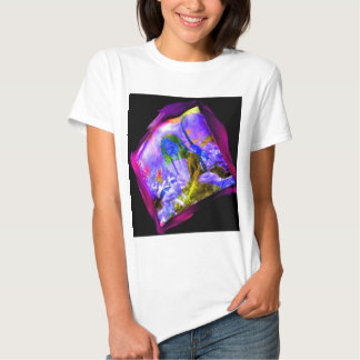Jesus In The 5th Dimension, A Psychedelic Vision T Shirt