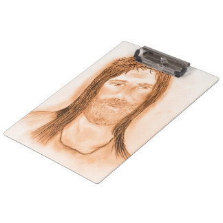 Jesus in the Light Clipboards