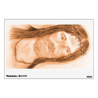 Jesus in the Light Wall Decal