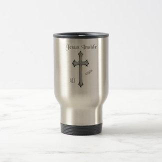 Jesus Inside Travel Mug