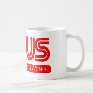Jesus is  Good News Coffee Mug