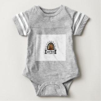 jesus is king baby bodysuit