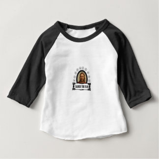 jesus is king baby T-Shirt