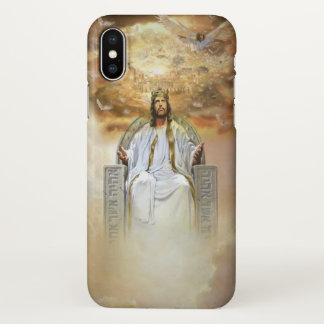 Jesus Is King iPhone X Case