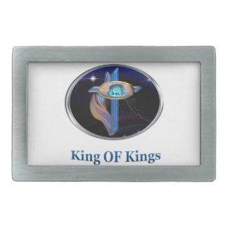 Jesus is King of Kings Belt Buckles