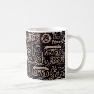 Jesus Is King of Kings Mug