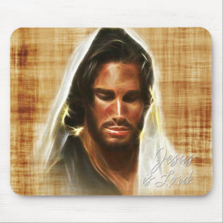 Jesus is Lord A2 Mousepad