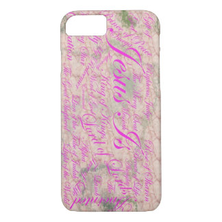 Jesus Is Lord iPhone 7 case