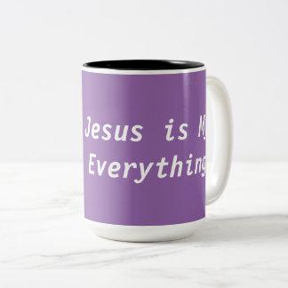 Jesus is My Everything Mug