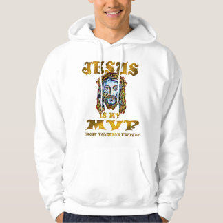 Jesus is my mvp hoodie Design, Christian blessings