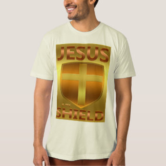Jesus is my Shield Men's T-Shirt