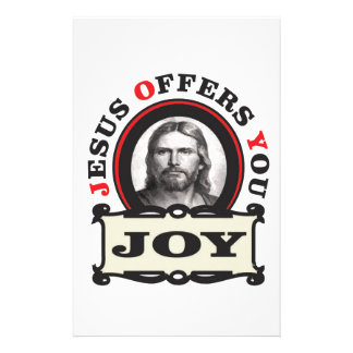 jesus joy yeah stationery