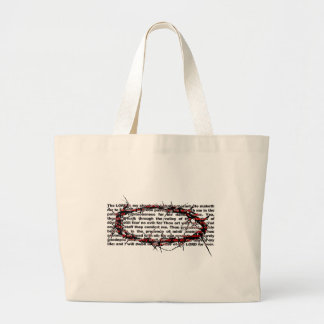 JESUS LARGE TOTE BAG