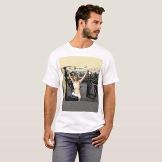 Jesus Lifts T-Shirt