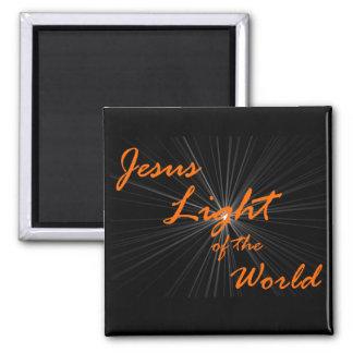 Jesus light magnet