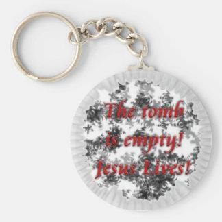Jesus Lives Keychain