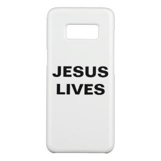 """Jesus Lives"" Samsung Galaxy S8 Case"