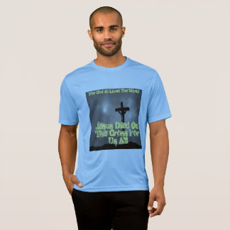 Jesus Lives Today Mens T-Shirt By Cheyene M Lopez