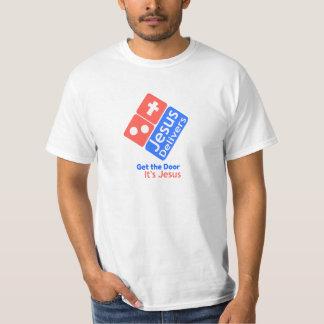 Jésus livre t-shirt