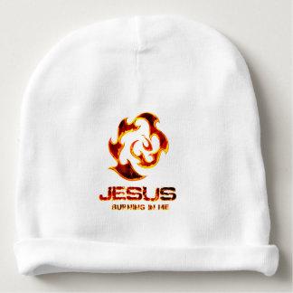 JESUS LOVE BABY BEANIE