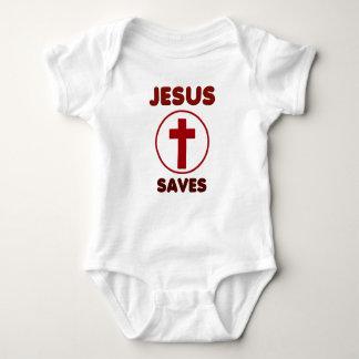 Jesus loves, Christ Christianity Religion Cross.pn Baby Bodysuit