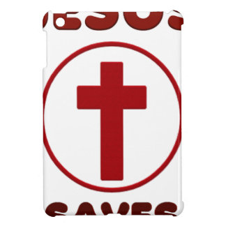 Jesus loves, Christ Christianity Religion Cross.pn Cover For The iPad Mini
