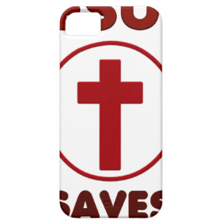 Jesus loves, Christ Christianity Religion Cross.pn iPhone 5 Case