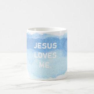 Jesus Loves Me. Coffee Mug