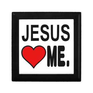Jesus Loves Me Jesus Gifts Gift Box