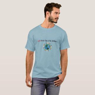 Jesus loves the little children T-Shirt