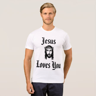Jesus loves u T-Shirt
