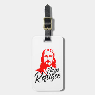 Jesus Luggage Tag