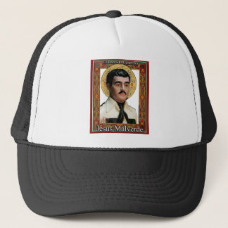 Jesus Malverde , The Generous Bandit Trucker Hat