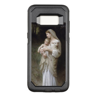 Jesus, Mary and the lamb OtterBox Commuter Samsung Galaxy S8 Case