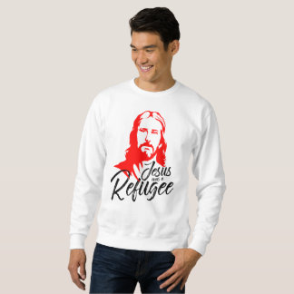 Jesus Men's Basic Sweatshirt